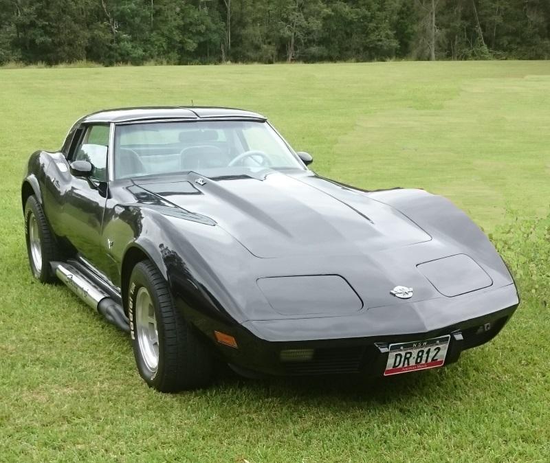 Daves Corvette