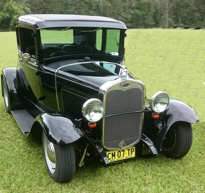 Pauls Ford Coupe