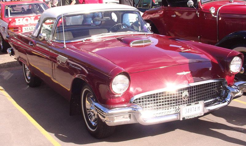 Brian's Ford Thunderbird