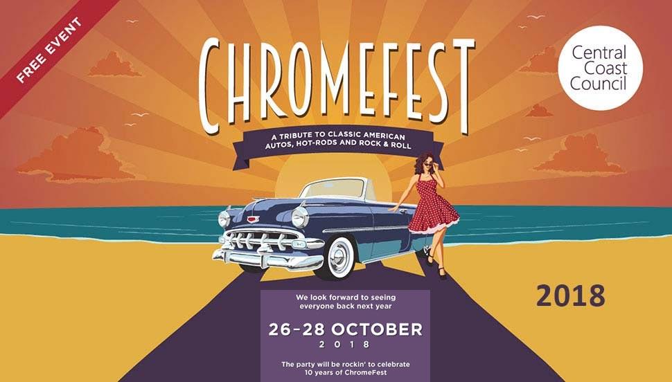 Chromefest 2018