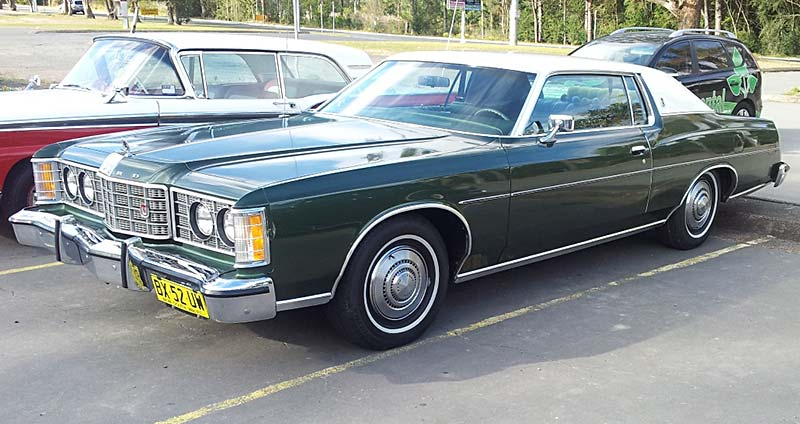 Graham's '73 Ford LTD
