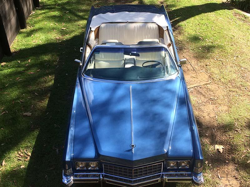 Mel's Cadillac