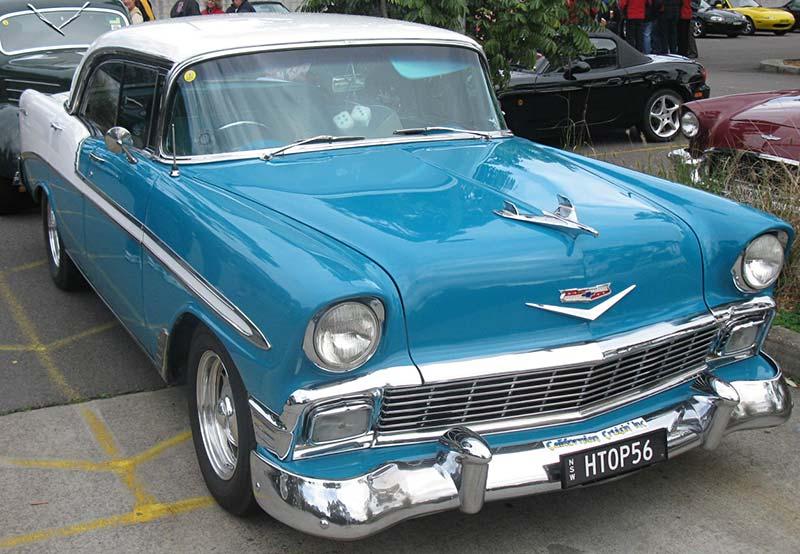 Peter's '56 Chevrolet BelAir