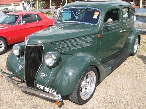 Rob's '33 Ford