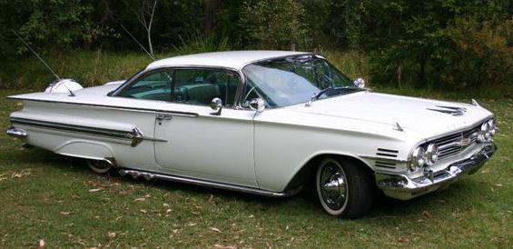 Wayne's '60 Chevrolet